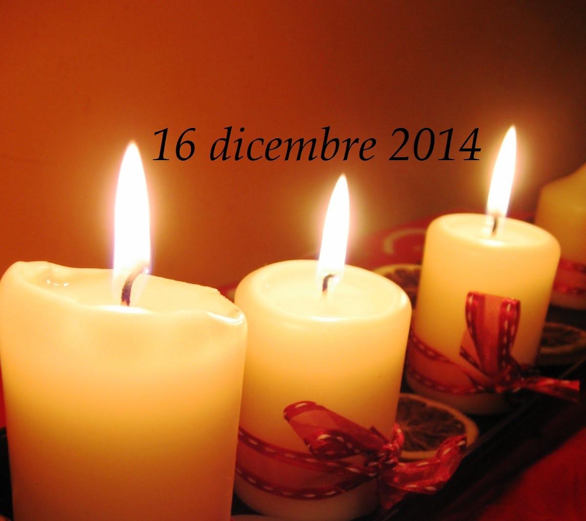 Cammino d'Avvento – 16 dicembre: Vieni, Signore, Parola fatta carne!