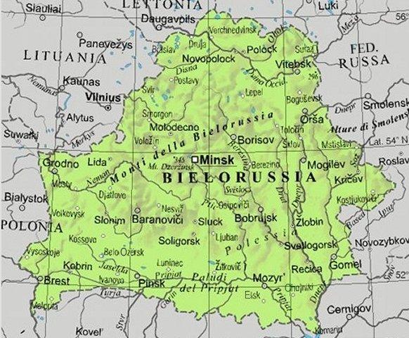 Solidarietà per i bambini bielorussi con Il bucaneve onlus