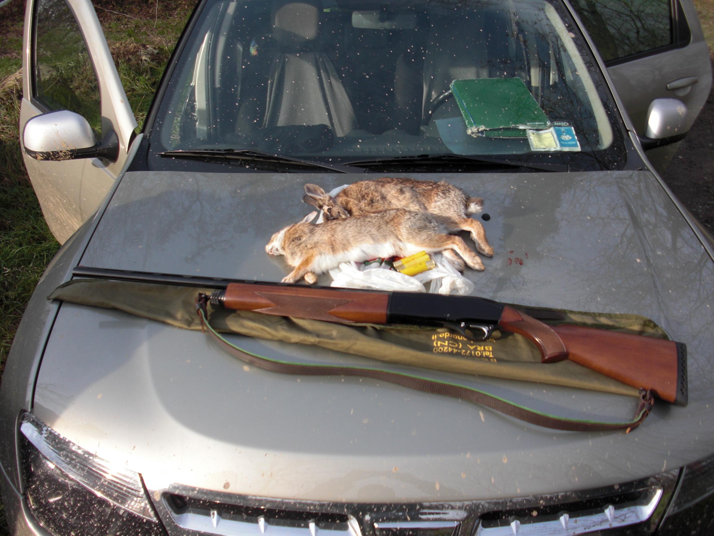 Sanzionati cacciatori indisciplinati a Bricherasio