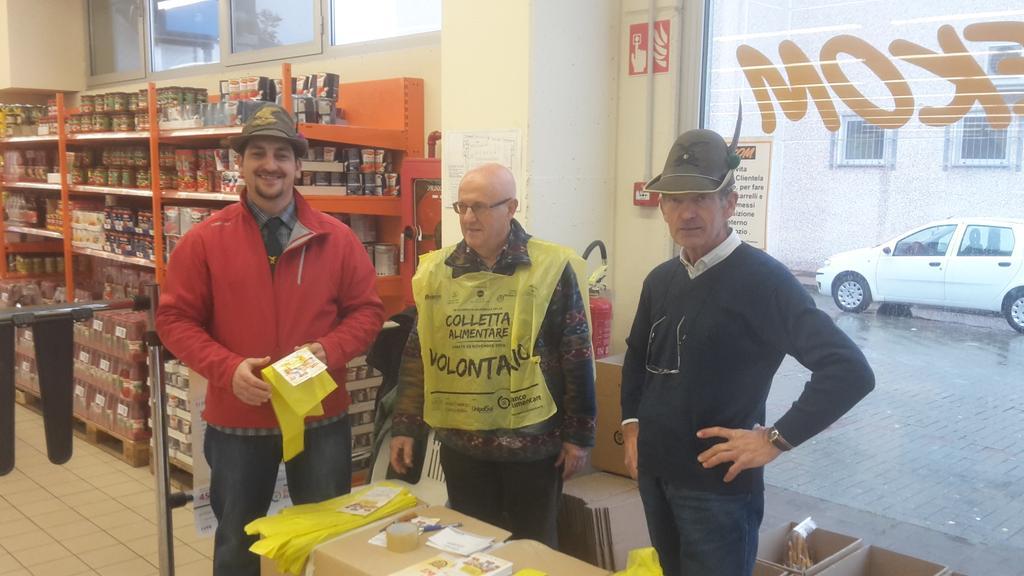 Più 7,5% per la Colletta alimentare in Piemonte