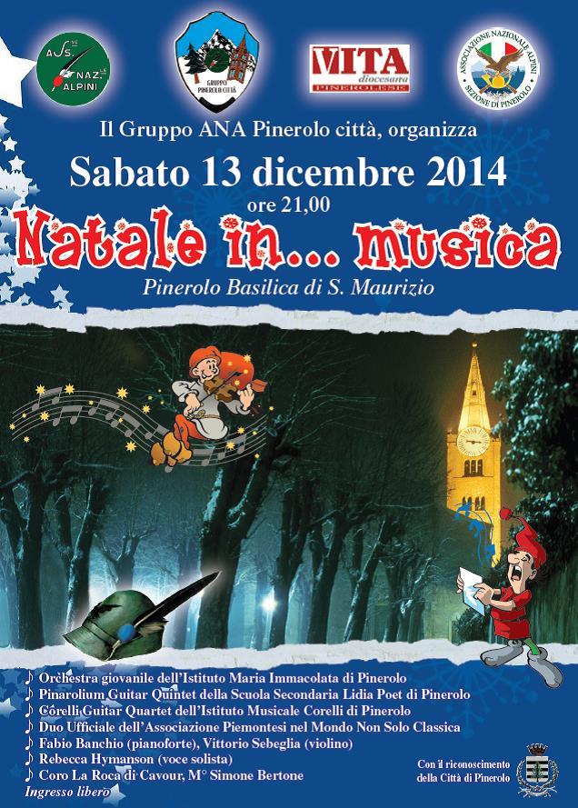 Concerto di Natale a San Maurizio
