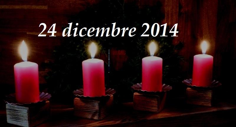 Cammino d'Avvento – 24 dicembre: Vieni, Signore Dio nostro, vieni!