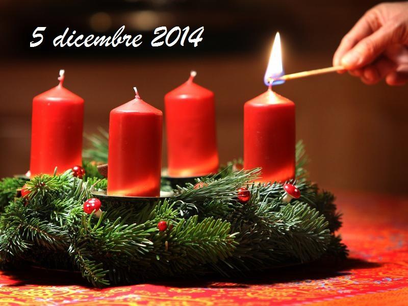 Cammino d'Avvento – 5 dicembre: Vieni Signore, luce del mondo!