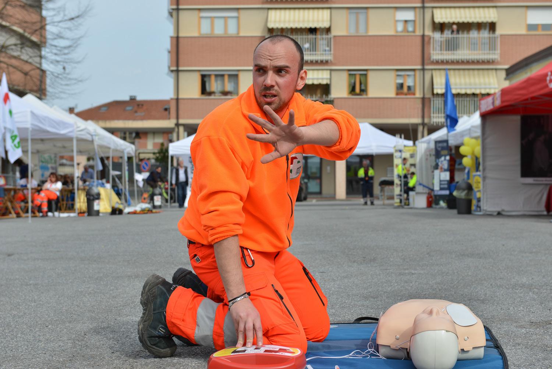 4000 cittadini abilitati ANPAS per l'utilizzo del defibrillatore