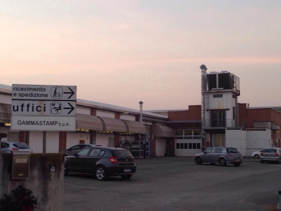 Cavour. La Gammastamp emigra a Vercelli