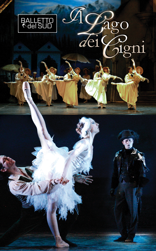 "Cantalupa. ""Il lago dei cigni"" al teatro Silvia Coassolo"