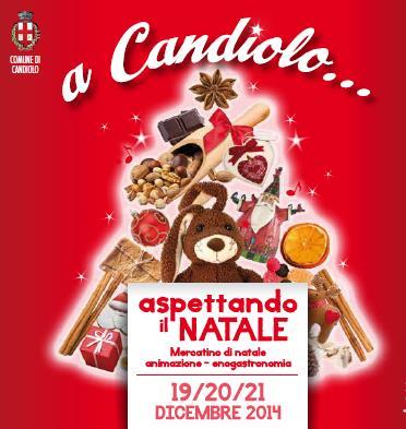 """""""Aspettando il Natale"""" a Candiolo"""