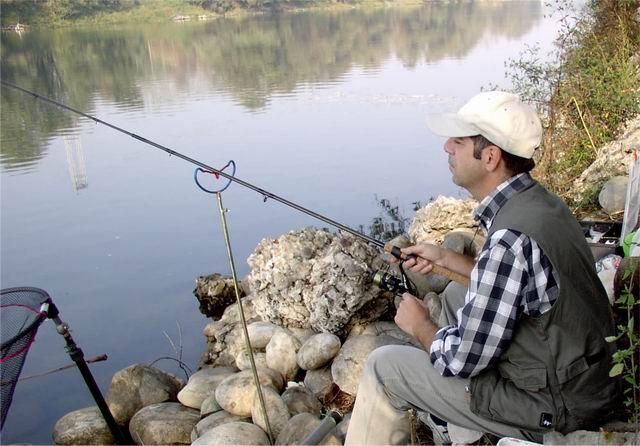 Licenza di pesca: nuove modalità di pagamento della TCR