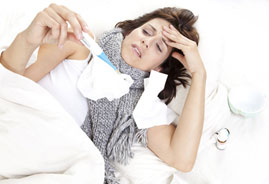 Identificato in Piemonte il primo virus influenzale della stagione 2014-2015