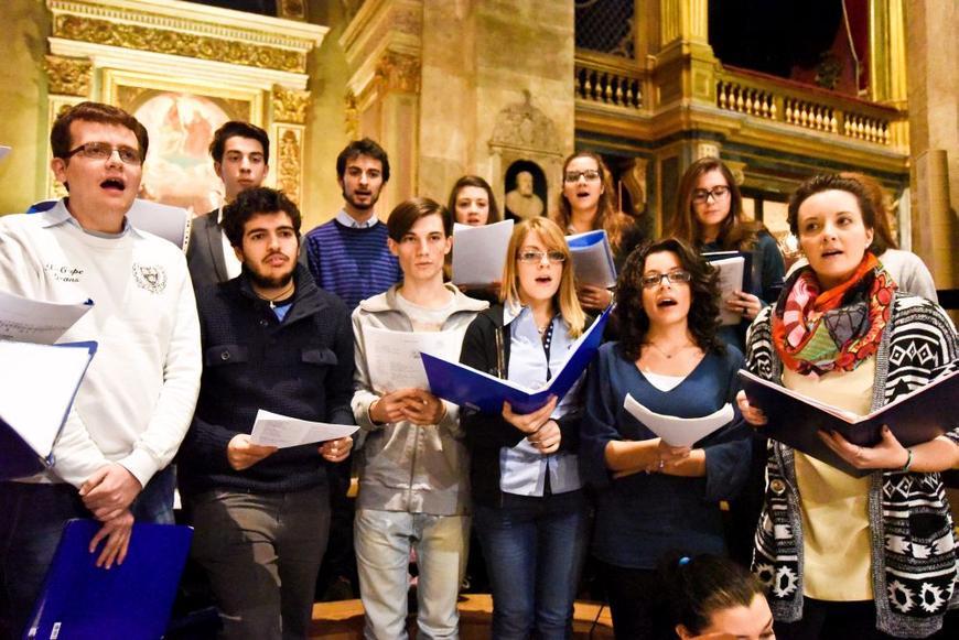 Torino. Universitari verso il Natale
