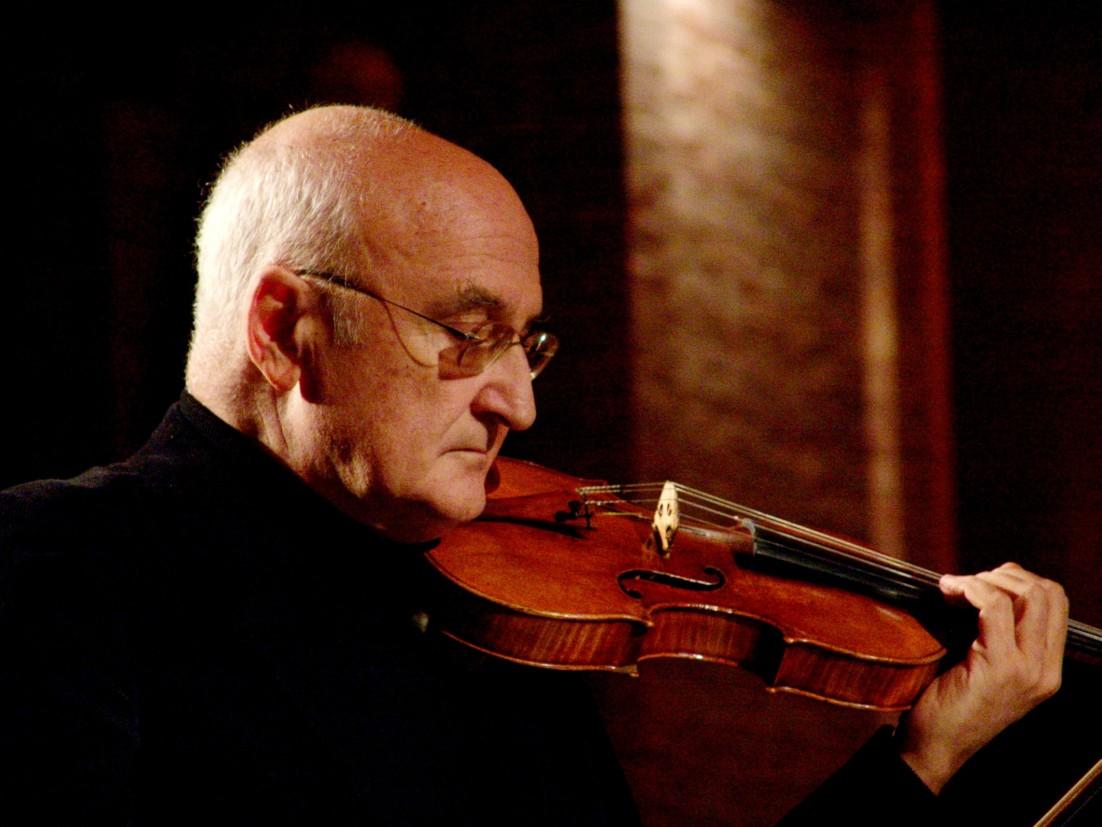 Pinerolo. Concerto del violinista Salvatore Accardo