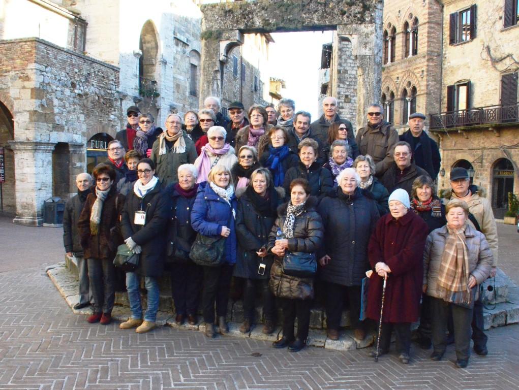 Capodanno in Toscana per il C.I.T.S.