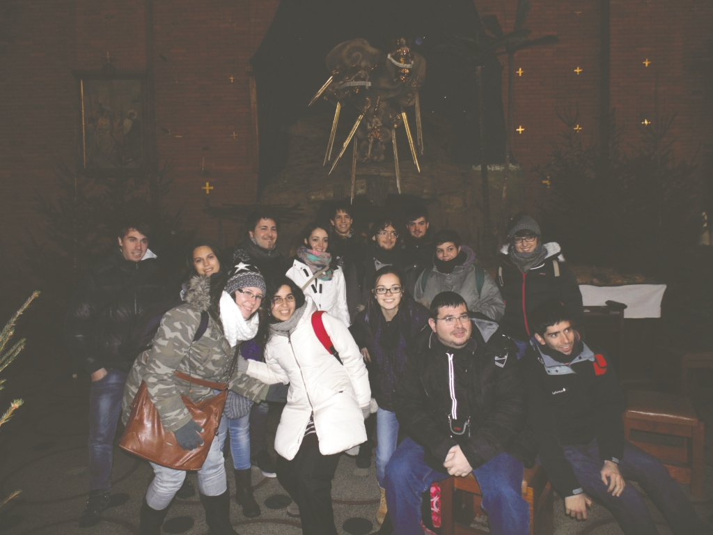 Praga. L'esperienza dei giovani lusernesi al capodanno di Taizè