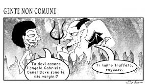 Vignetta realizzata da Mauro Laurenti