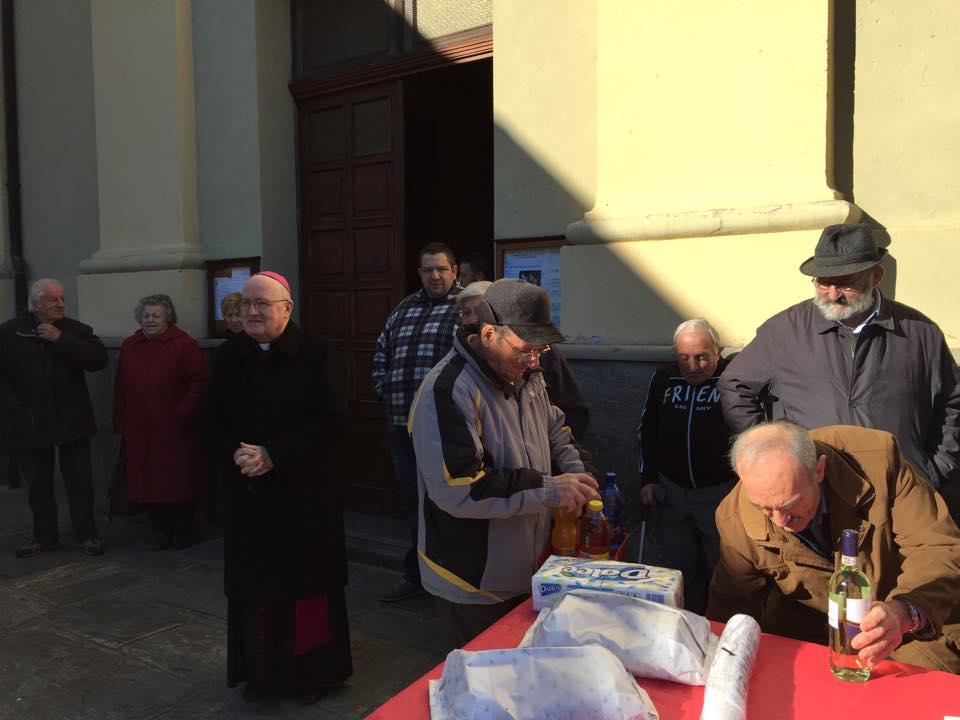 Inverso Pinasca. In festa per il santo patrono