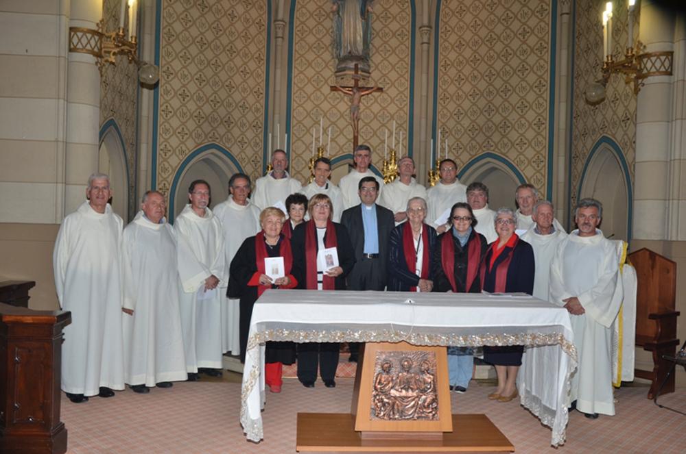Cantus Ecclesiae diffonde anche a Dubbione le sue melodie