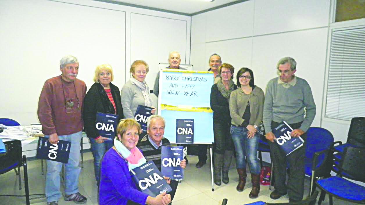 Pinerolo. CNA Pensionati: iniziative passate e future