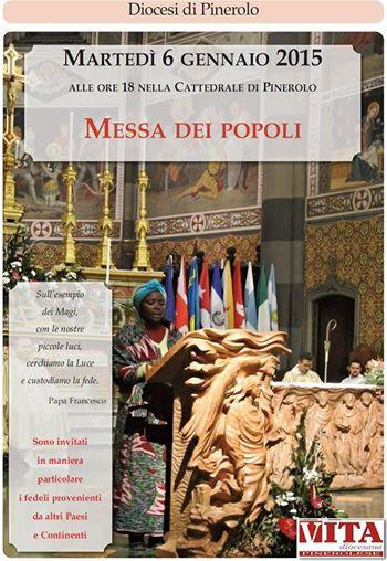 Il 6 gennaio la Messa dei popoli
