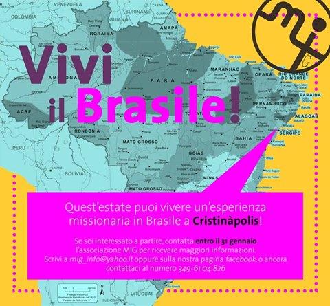 Vivi il Brasile