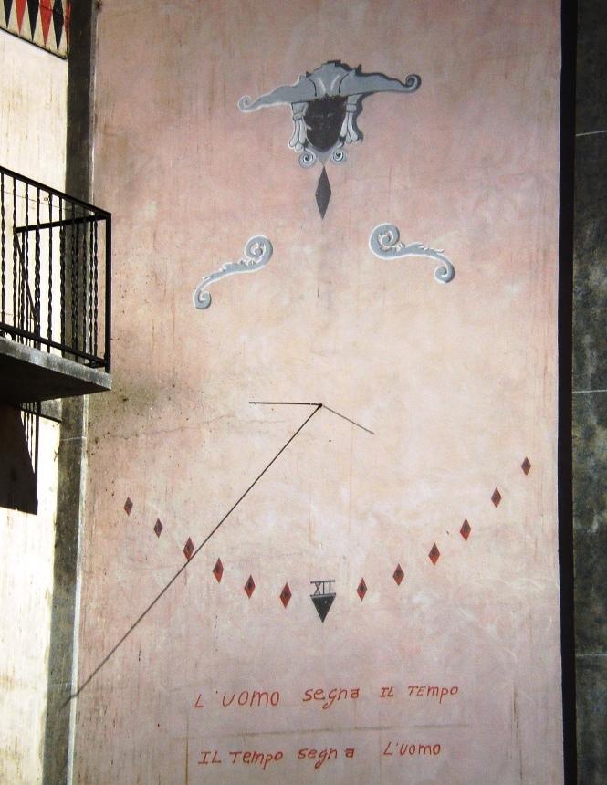 Il tempo dell'uomo. Una poesia in piemontese di Carlin Porta