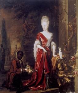 ALLEGATO 3 - Vita 2015, N° 2 - Figura 3 (1697 - Jan Baptist Weenix, Elisabeth-Charlotte d'Orleans)