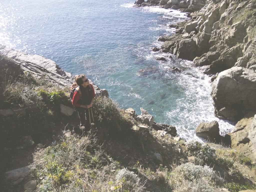 Camminare nella magia del litorale di Levante