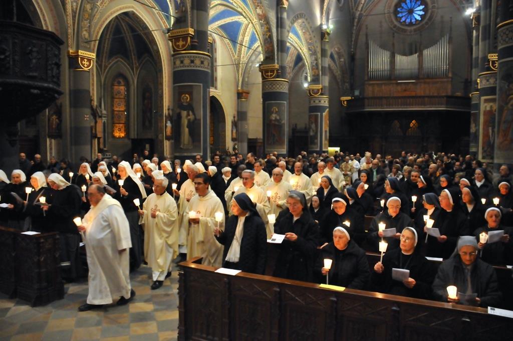 I religiosi nella vita della Chiesa Pinerolese