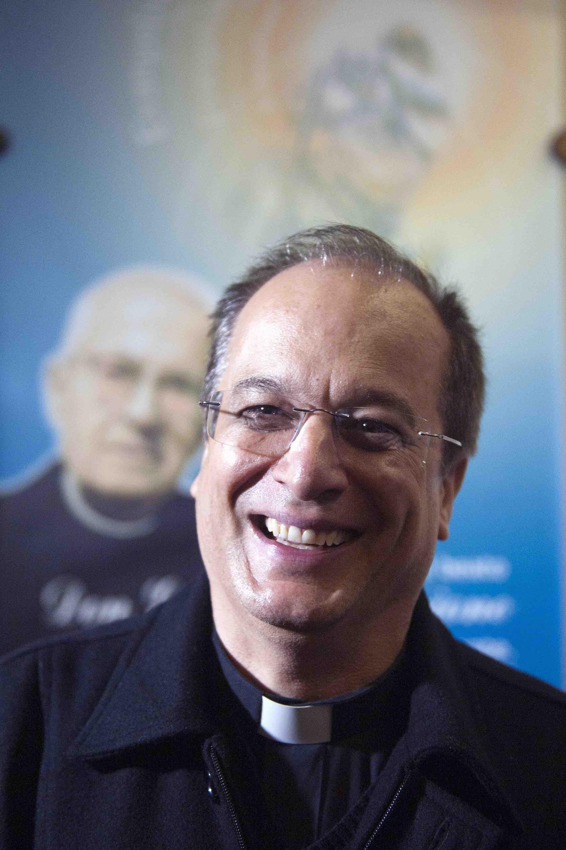 Don Valdir De Castro nuovo superiore generale dei Paolini