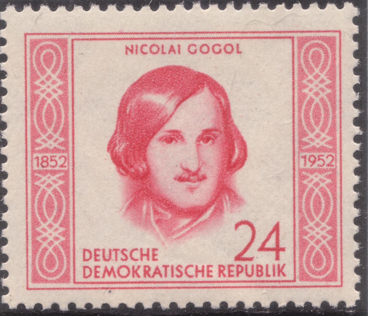 Gogol' e il ripieno di ironia