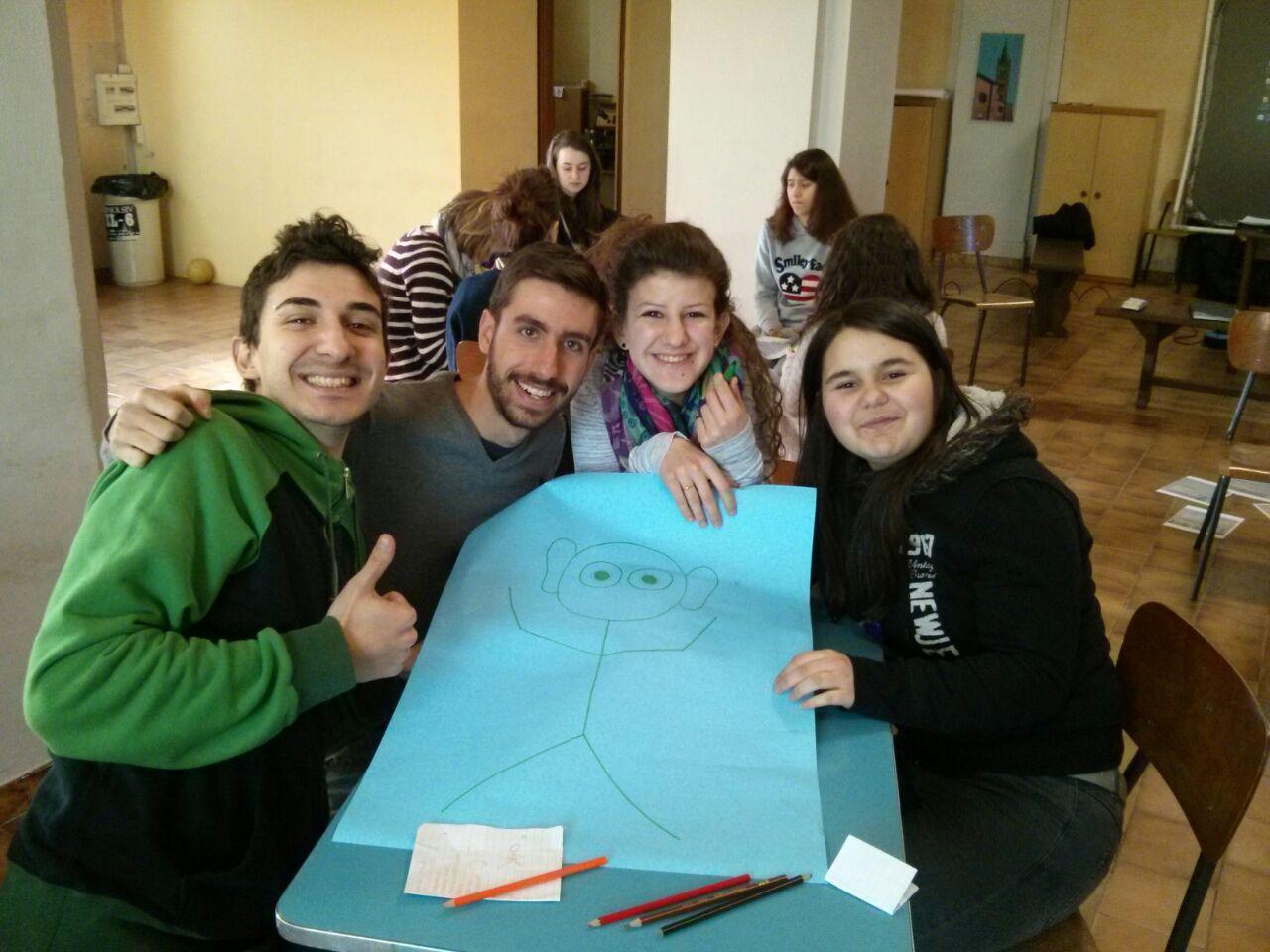 [ photogallery ] A Pinerolo l'incontro di formazione per le magliette azzurre del Festival Ragazzi