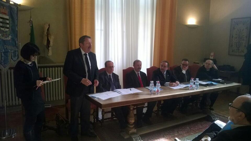 Firmato un accordo di collaborazione tra la Società Mutua Pinerolese e la Adrea Mutuelle di Gap