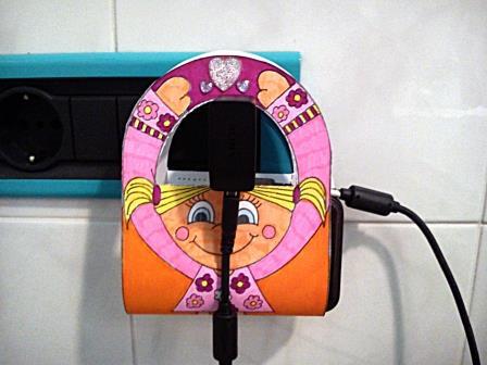 Il portacellulare da presa di Vita Junior (1)