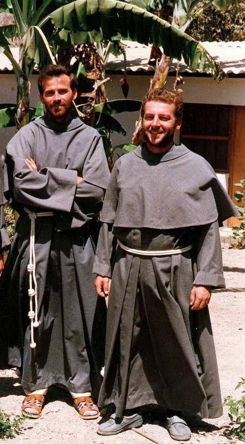 Miguel Tomaszek e Zbigniew Strzalkowski