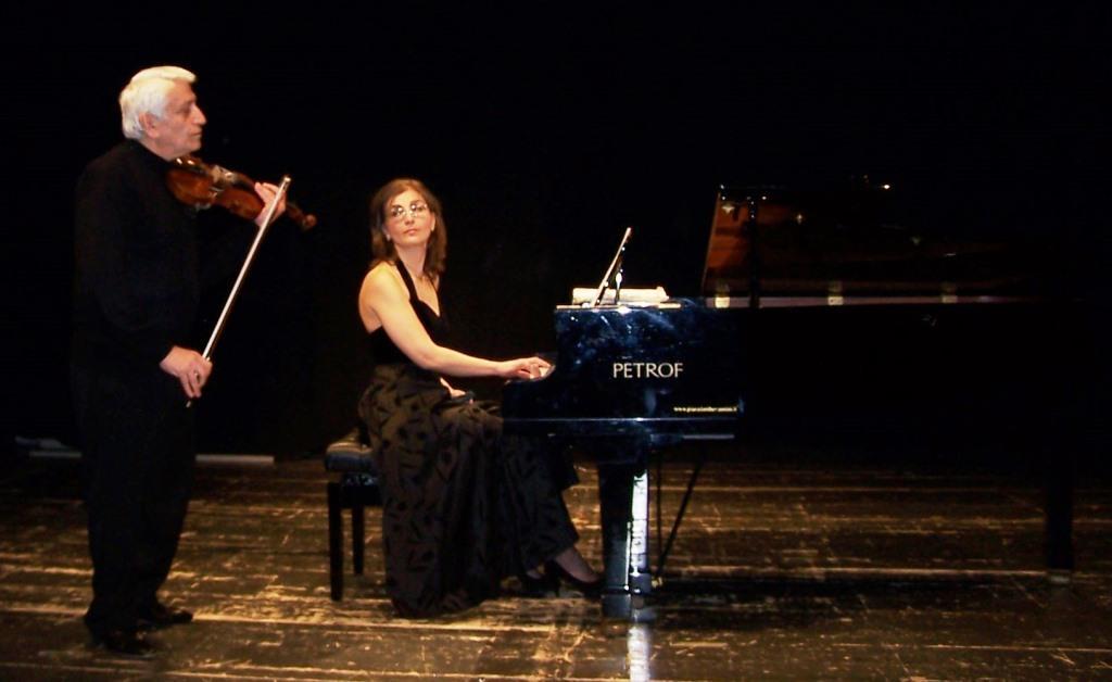 Ad Avigliana, un successo le melodie dell'Ararat