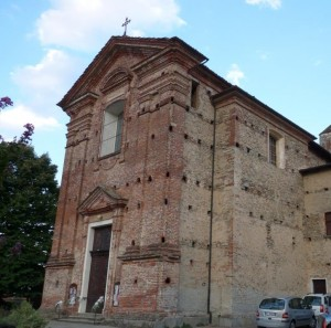 chiesa Cantalupa