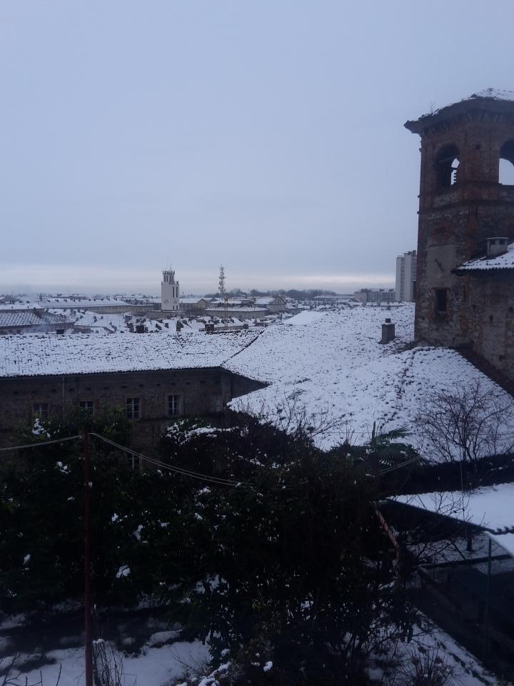 Neve e pioggia: si attende una schiarita per sabato