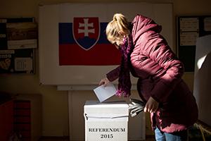 Slovacchia. Il Referendum sulle famiglie non raggiunge il quorum