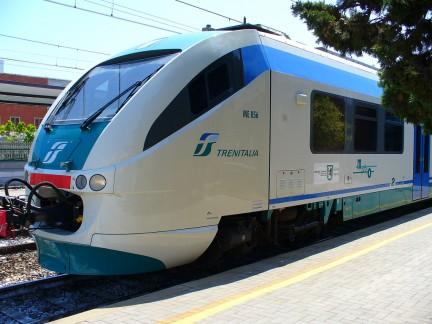 Bloccata per tre ore la linea ferroviaria Pinerolo-Chivasso