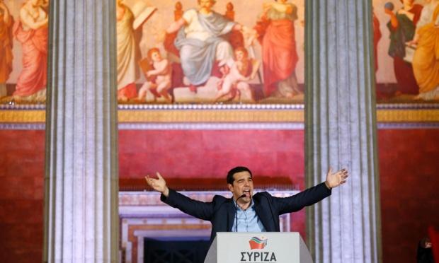 La lezione greca per l'Unione Europea
