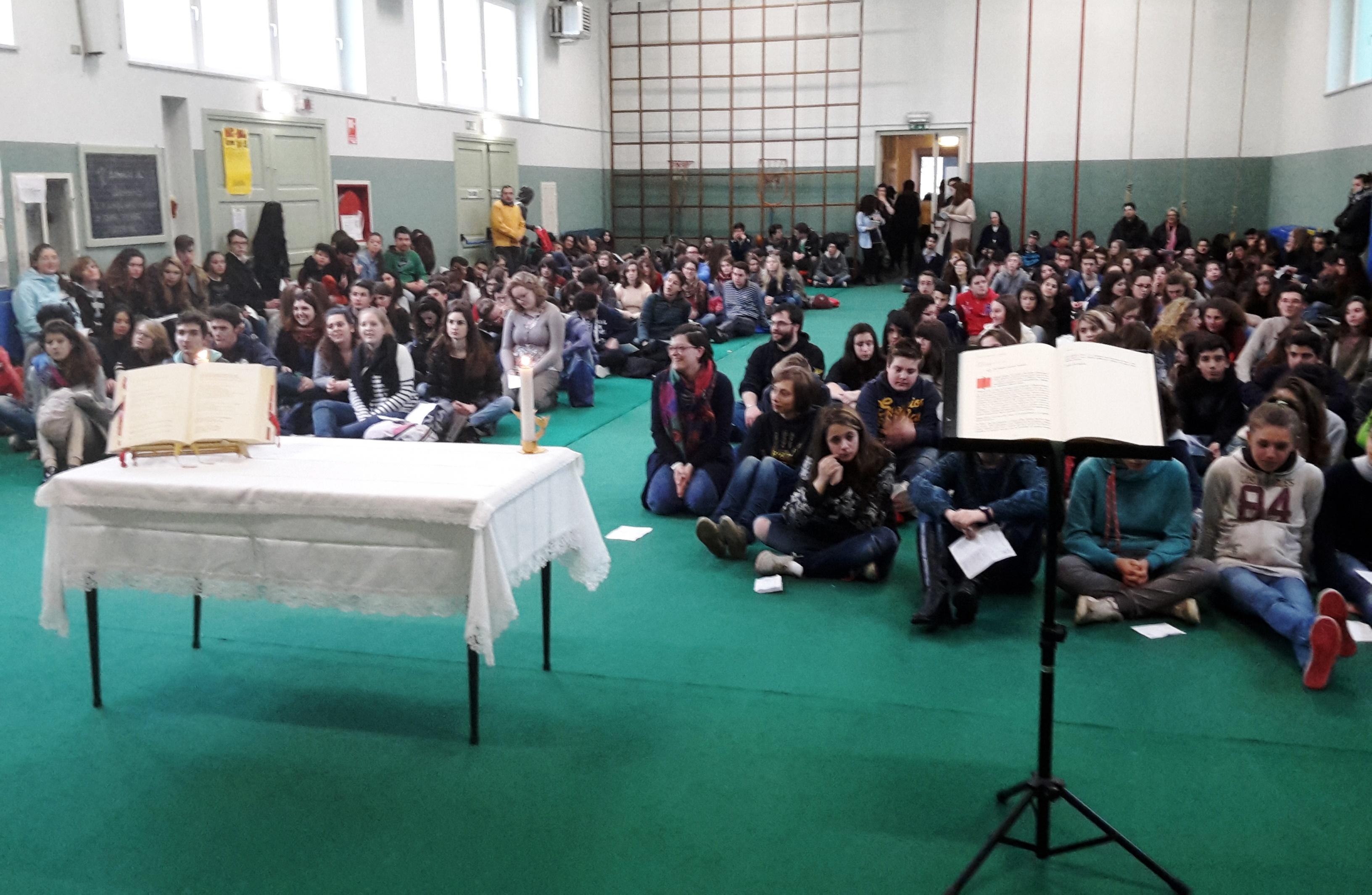 Più di 300 giovani animatori all'Istituto Maria Immacolata di Pinerolo