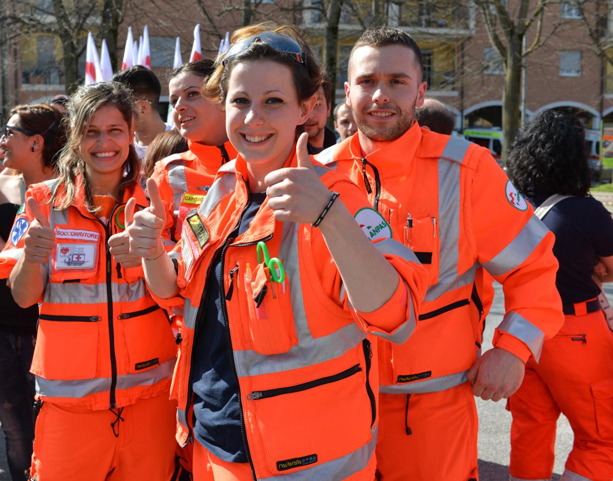 ANPAS: 96 posti per il servizio civile nella Provincia di Torino