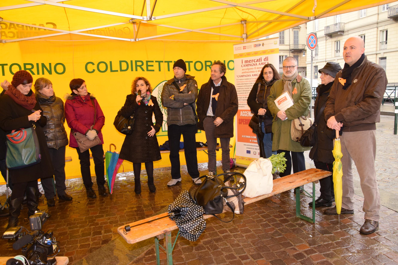 Torino. Campagna Amica dei diritti