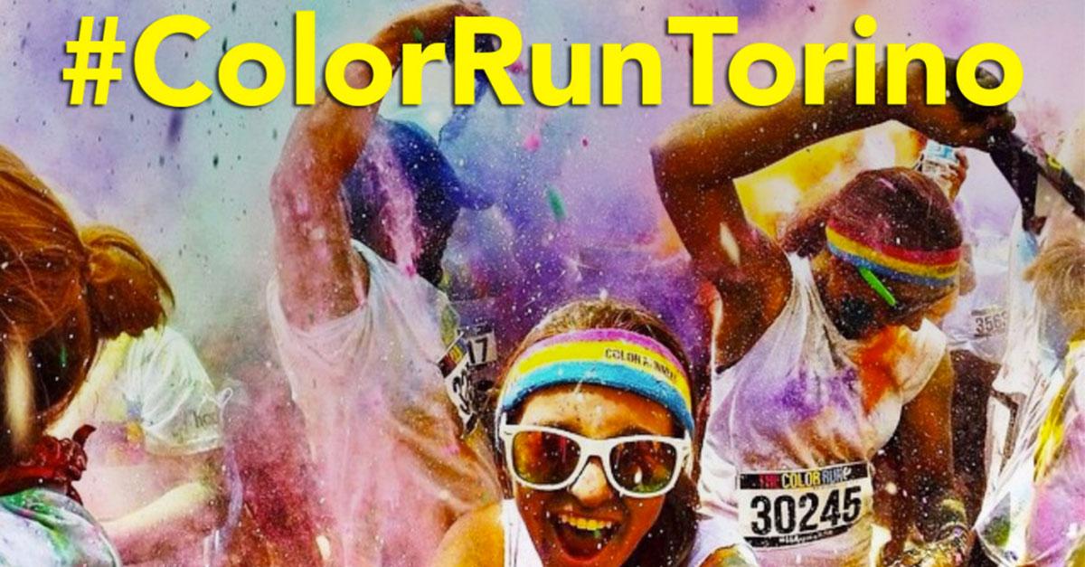 Torino. Il 16 maggio torna la Color Run: è già sold out