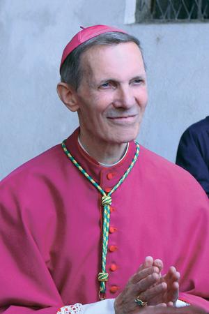 Monsignor Renato Corti
