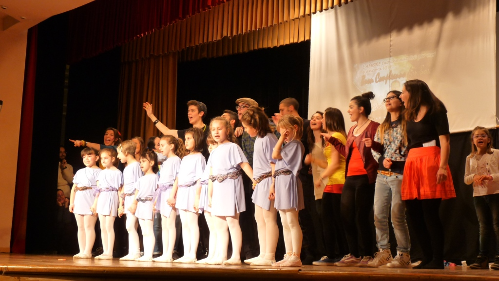 [ photogallery e video ] A Pinerolo un nuovo musical su don Bosco