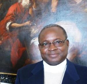 Monsignor Laurent Birfuore Dabire