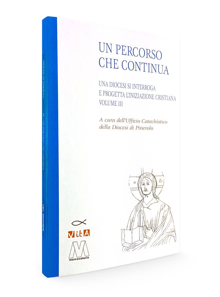 Pubblicato il terzo volume sul nuovo progetto catechistico della Diocesi di Pinerolo