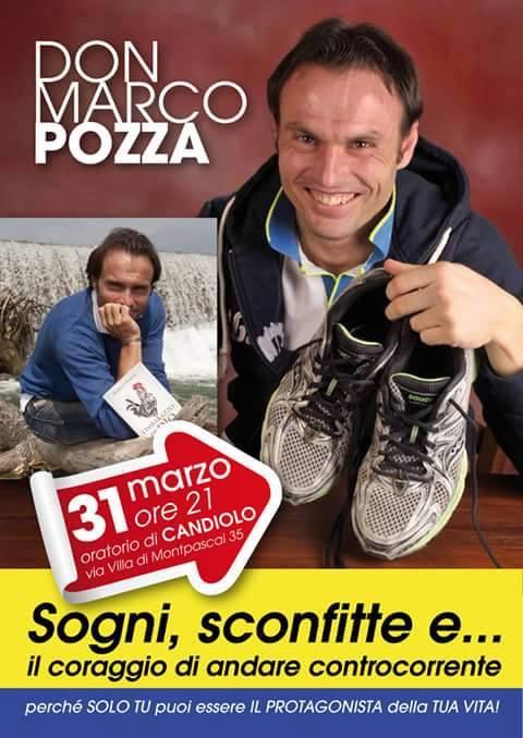 A Candiolo incontro con don Marco Pozza