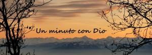 Un minuto con Dio