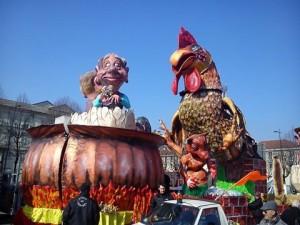 Il carnevale di Pinerolo - edizione 2015 (foto Parisi)